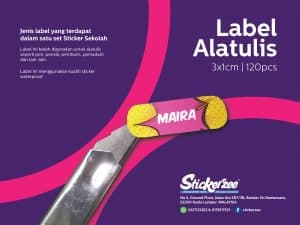 Sticker Alatulis
