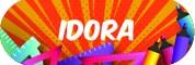 Sticker Sekolah 2019 - Idora