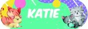 Sticker Sekolah 2019 - Katie
