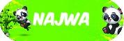 Sticker Sekolah 2019 - Najwa