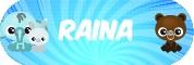 Sticker Sekolah 2019 - Raina