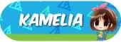 Sticker Nama Tema Kamelia