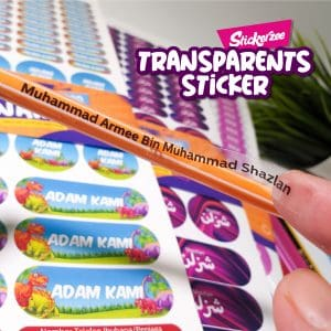 Sticker-Transparent
